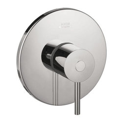 Hansgrohe - Hansgrohe 38418001 Axor Uno Pressure Balance Trim, Chrome - HansGrohe 38418001 Axor Uno Pressure Balance Trim, Chrome