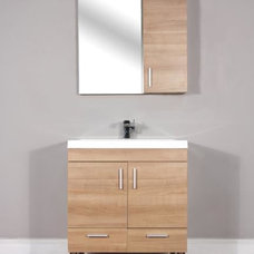 Modern Bathroom Vanities And Sink Consoles by Home Design Outlet Center Texas