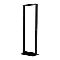 American Power Conversion-Apc - 45U 2 Post Rack - NetShelter 2 Post Rack 45U #12-24 Threaded holes- Black. This item cannot be shipped to APO/FPO addresses. Please accept our apologies.