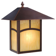 Craftsman Outdoor Wall Lights And Sconces by Littman Bros Lighting
