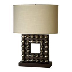 Trend Lighting - Preston Square Base Table Lamp - -120 Volts