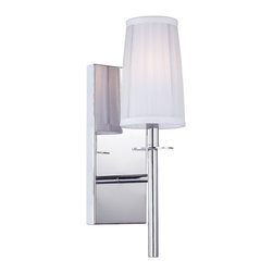 Designers Fountain - Designers Fountain 83901-CH Wall Sconce - Designers Fountain 83901-CH Wall Sconce