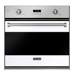 "Viking 3 Series 30"" Single Oven, White 