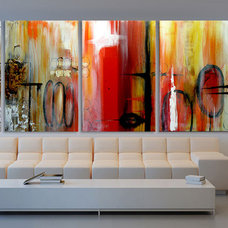 Modern Artwork by Original Art by Dora Woodrum
