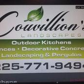 Couvillions Landscape Logo