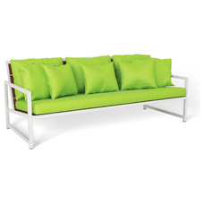 Modern Outdoor Sofas by Thrive Home Furnishings