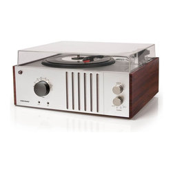 Crosley - Player Tech Turntable - Dimensions: 13 x 11 x 6 inches