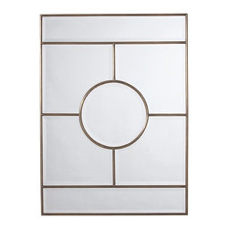 Arteriors Home - Bronsan Mirror - 2198 - Bronsan Collection Mirror