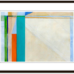 Victoria Kloch - Untitled 527 - Large original Painting - Title: Untitled 527 - original large Acrylic, Gouache and pencil on 550 lb. Arches Watercolor Paper. Sold without frame or mat.