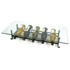 contemporary wine racks by Hayneedle