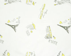 Oliver B - City of Dreams Crib Sheet - There's no need to go on an extended holiday to fill your child's dreams with visions of faraway lands. Designed by A-List Mom's co-founder, Elina Furman, these 100 percent cotton crib sheets feature stylized graphics of such travel icons as Paris' Eiffel Tower, Rome's Colosseum, New York's Statue of Liberty and London's double-decker buses.