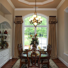 Traditional Window Treatments by Window Wear
