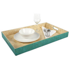 Contemporary Platters by Core Bamboo