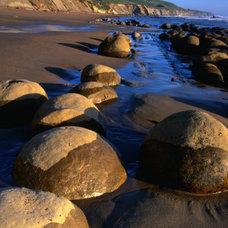 Bowling Ball Beach in the Point Arena Area, Mendocino, California, USA Photograp