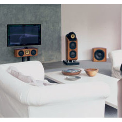 B&W 802 REF home theater system -
