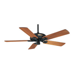 "Hunter Fan Company - Hunter Fan Company 2560 Outdoor Original 52"" Ceiling Fan - Hunter Fan Company 25601 Outdoor Original Textured Black 52"" Ceiling Fan"
