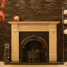 Contemporary Fireplaces by Taban Gallery