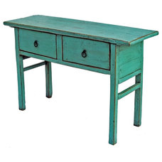 Beach Style Side Tables And End Tables by Terra Nova Designs, Inc.
