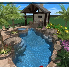 Tropical Rendering by Tracy Allen