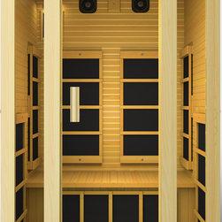 JNH Lifestyles - JNH Lifestyles Joyous 2 Person Far-Infrared Sauna - Product Description