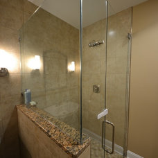 Traditional Bathroom by Basement Masters