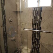 Traditional Showers by WHCI-Aqua Bella Kitchen & Bath Showroom