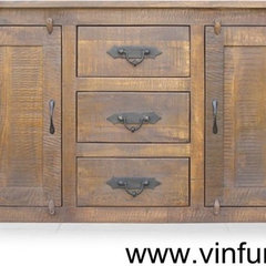 asian buffets and sideboards by VINTAGE design