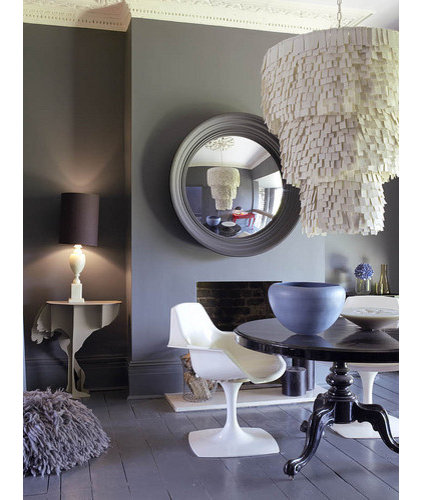 Eclectic  Abigail Ahern's dining room