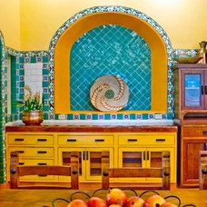 30 Colorful Kitchen Design Ideas From HGTV | Kitchen Ideas & Design with Cabinet