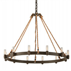 The Outer Banks Chandelier -