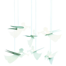 contemporary mobiles by Design Public