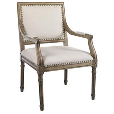 Traditional Armchairs by Home Decorators Collection