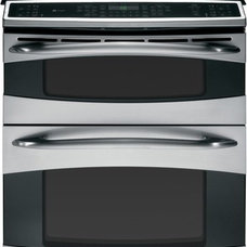 Gas Ranges And Electric Ranges GE Double Oven Electric Range