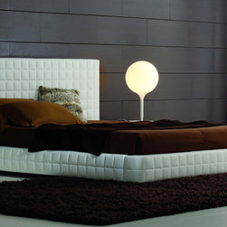 Rossetto - Alix Tall Bed by Rossetto USA - Features: