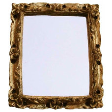Mediterranean Wall Mirrors by Second Shout Out