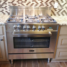 Gas Ranges And Electric Ranges by Hutchinson Home Builders