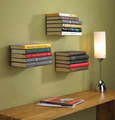 contemporary wall shelves by Smart Furniture