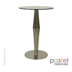 Pastel Furniture Alexandria Pub Table - AX-520-3001-SS - Alexandria Pub Table
