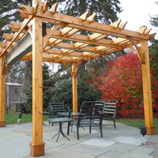 Traditional Gazebos by Outdoor Living Today