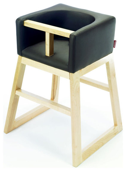 Modern High Chairs And Booster Seats by 2Modern