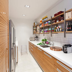 contemporary  by Mal Corboy Design and Cabinets