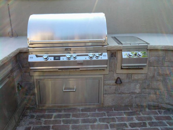 Traditional Outdoor Grills by Sturgis Material Inc