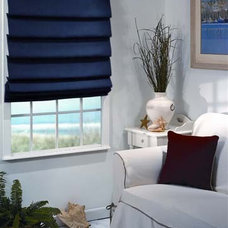 Modern Roman Shades by GetBlinds.com