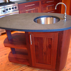 Kitchen Islands And Kitchen Carts by NEWwoodworks Fine Woodworking