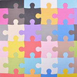 Sleeping Partners - Puzzle Pieces Playmat - Puzzle Pieces Playmat