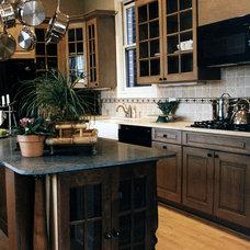 Eclectic Kitchen by Deb Reinhart Interior Design Group, Inc.
