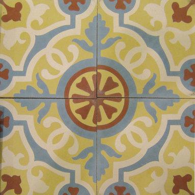 Amalia - 8x8 Cement Tile
