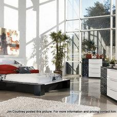 Contemporary Beds Home Design Network