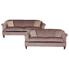 Buy John Lewis Greta Sofa Range, Smoke online at JohnLewis.com - John Lewis