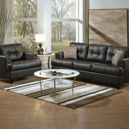 Leather Sofas for the Living Room or Family Room - Leather Furniture Groups....